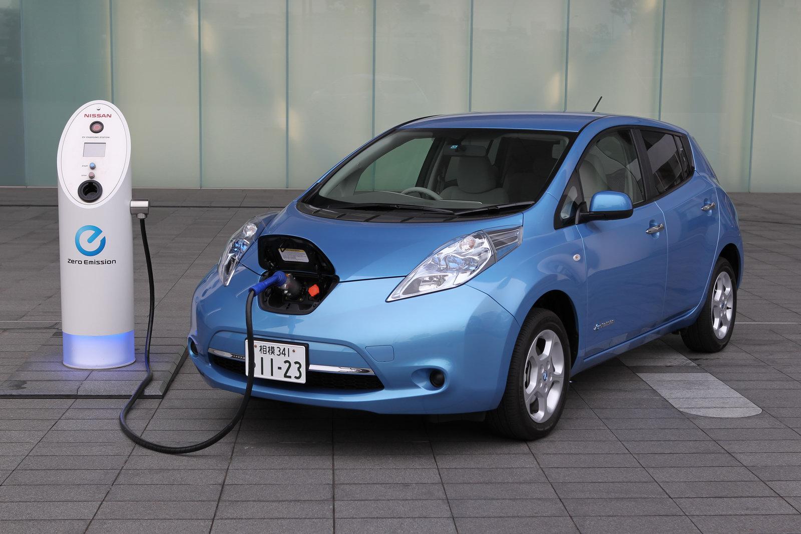 10 000 € de ristourne pour les Flamands qui achètent une Nissan électrique