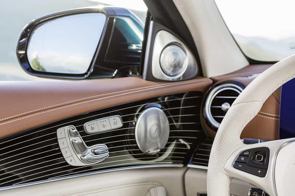 Nouvelle Mercedes Classe E