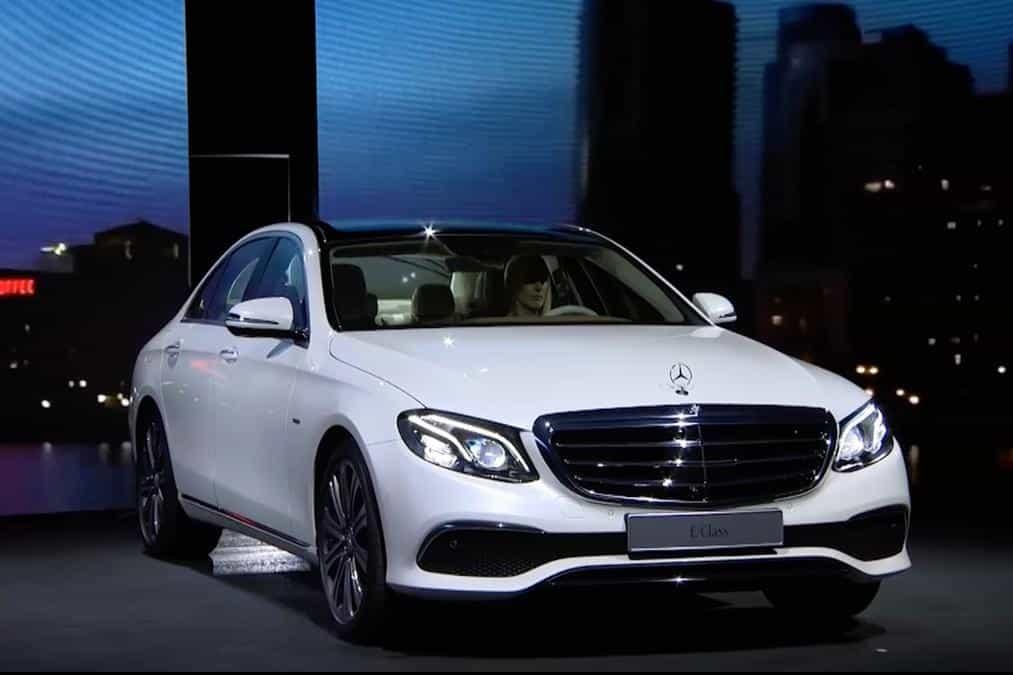 Fin du teasing et des fuites, la nouvelle Mercedes-Benz Classe E a été présentée par Mercedes 5