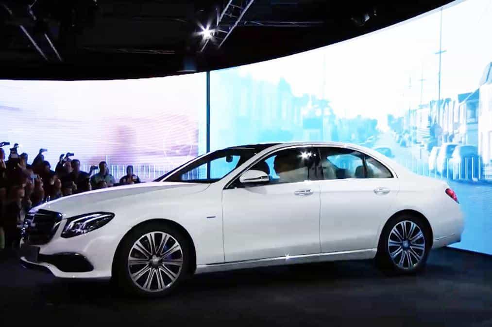 Fin du teasing et des fuites, la nouvelle Mercedes-Benz Classe E a été présentée par Mercedes 6