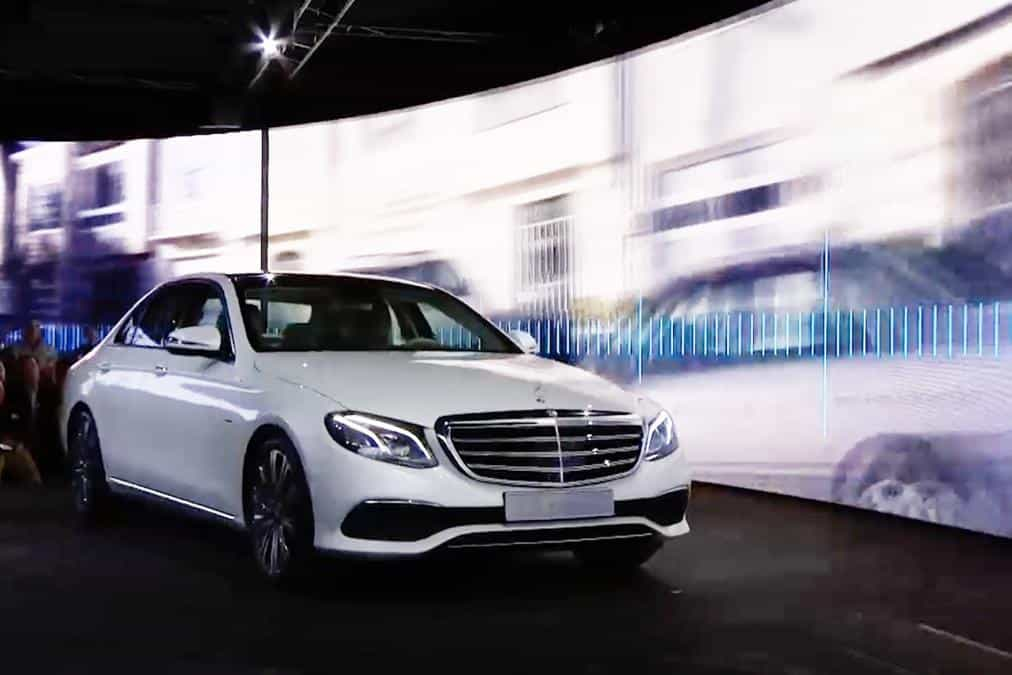 Fin du teasing et des fuites, la nouvelle Mercedes-Benz Classe E a été présentée par Mercedes 8