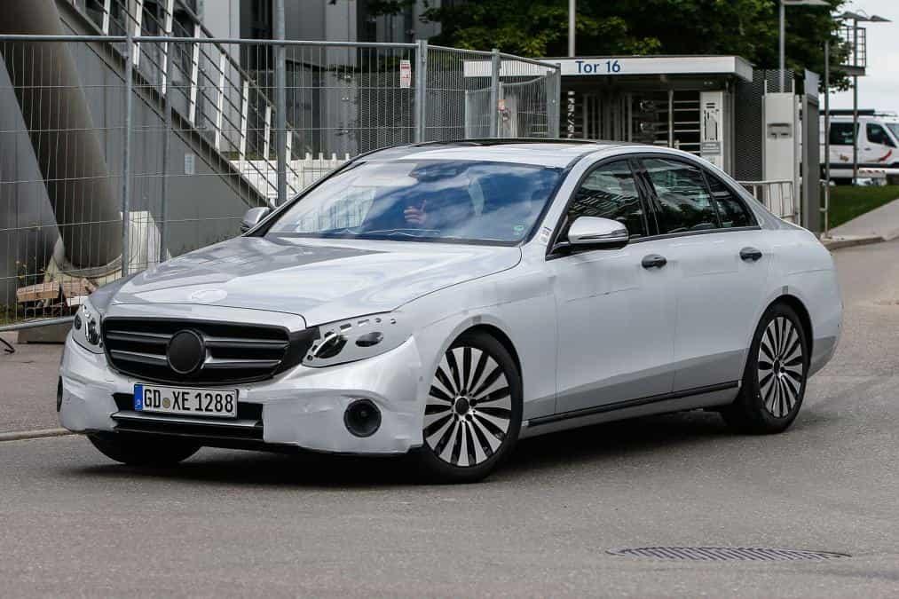 Fin du teasing et des fuites, la nouvelle Mercedes-Benz Classe E a été présentée par Mercedes 9