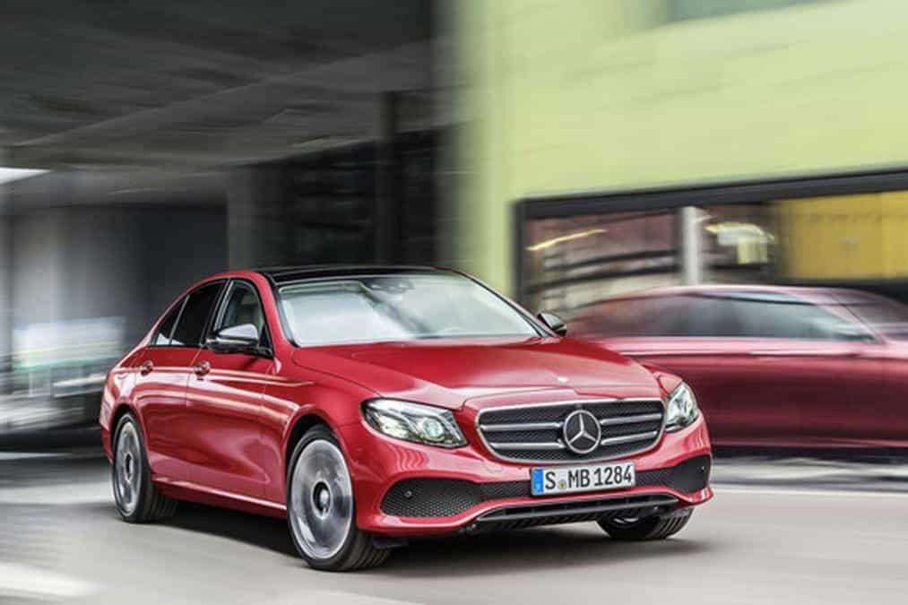 Fin du teasing et des fuites, la nouvelle Mercedes-Benz Classe E a été présentée par Mercedes 11