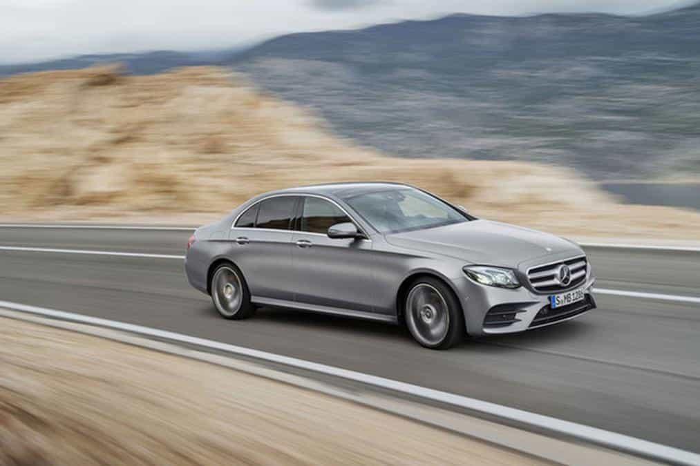 Fin du teasing et des fuites, la nouvelle Mercedes-Benz Classe E a été présentée par Mercedes 13