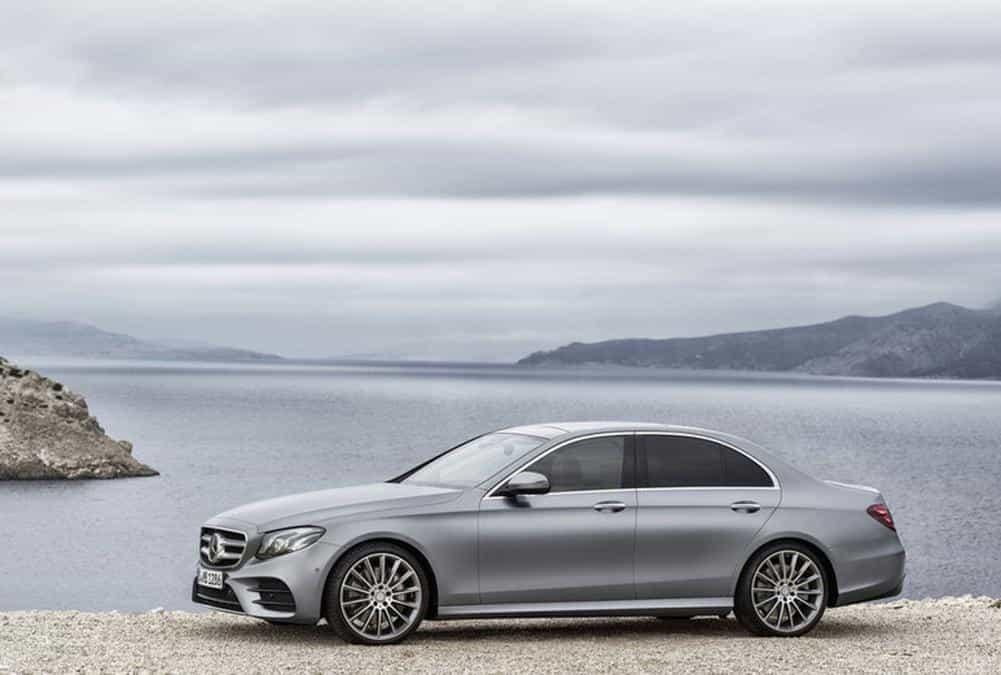Fin du teasing et des fuites, la nouvelle Mercedes-Benz Classe E a été présentée par Mercedes 17