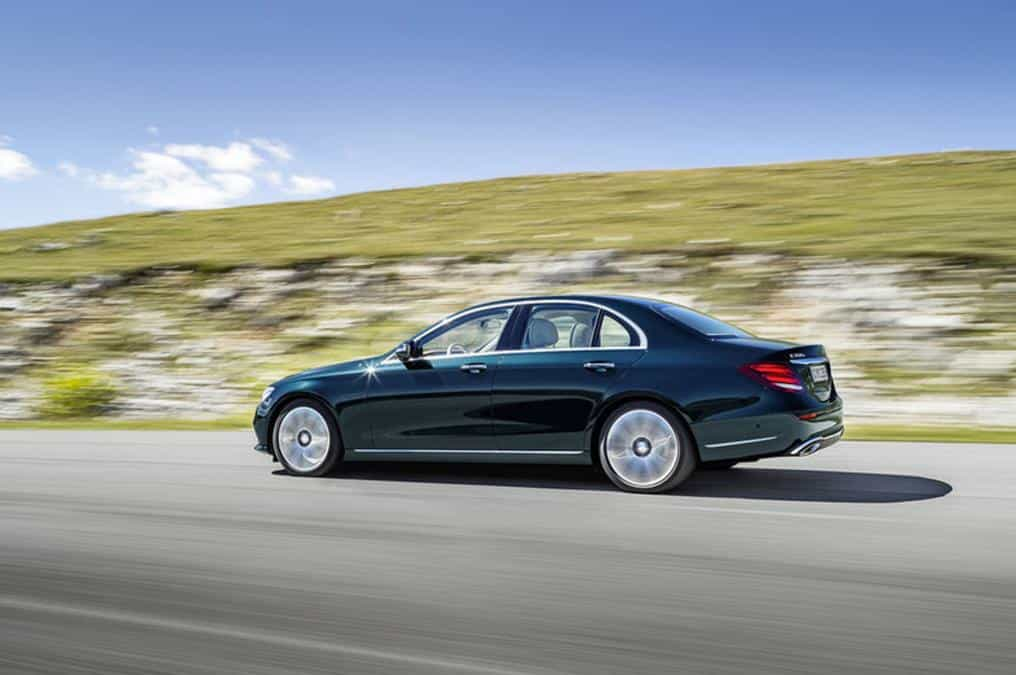 Fin du teasing et des fuites, la nouvelle Mercedes-Benz Classe E a été présentée par Mercedes 25