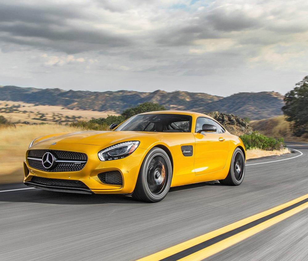 GT R : Mercedes-AMG confirme une version plus performante du coupé AMG GT