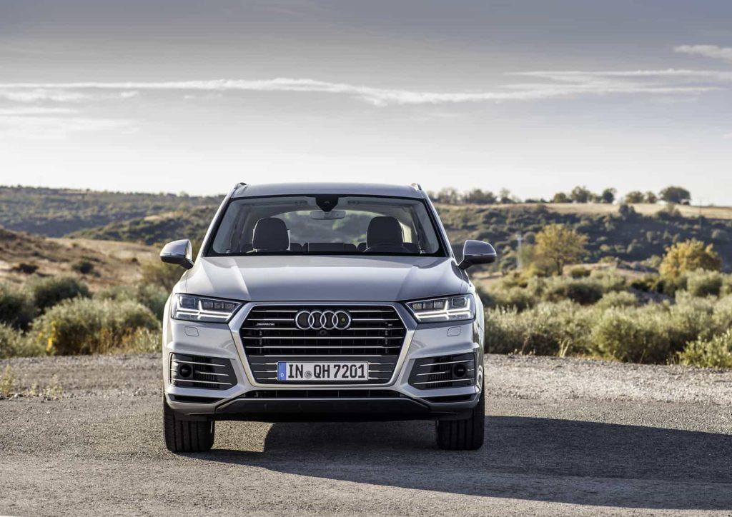 Il faut un porte-monnaie bien garni pour commander l'Audi Q7 hybride 5