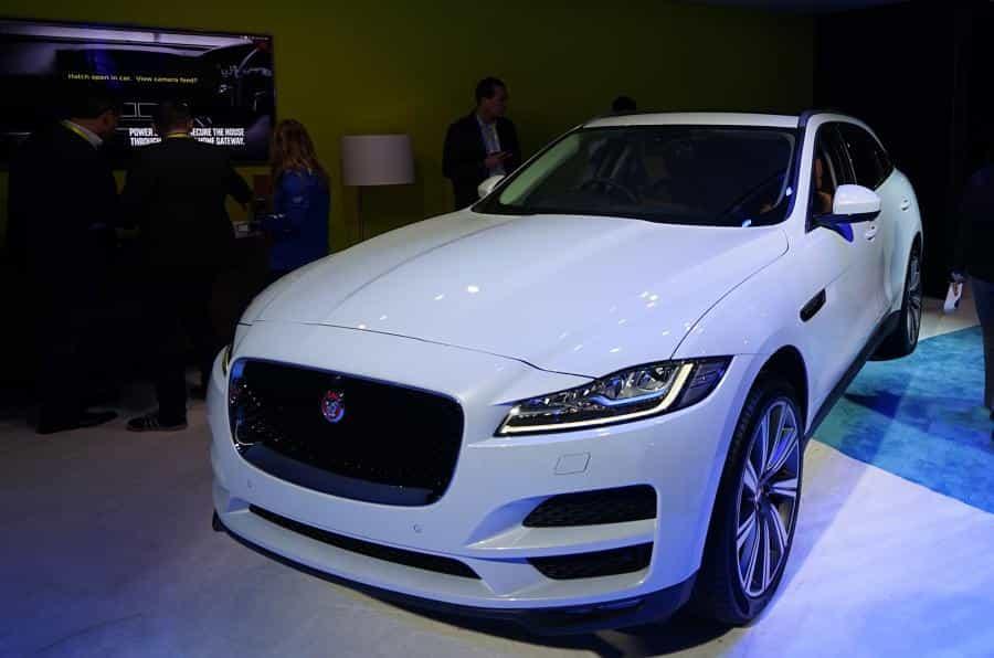 Jaguar F-Pace se présente en force en Belgique 5
