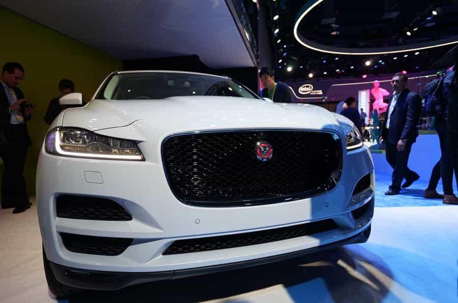 Jaguar F-Pace se présente en force en Belgique 6