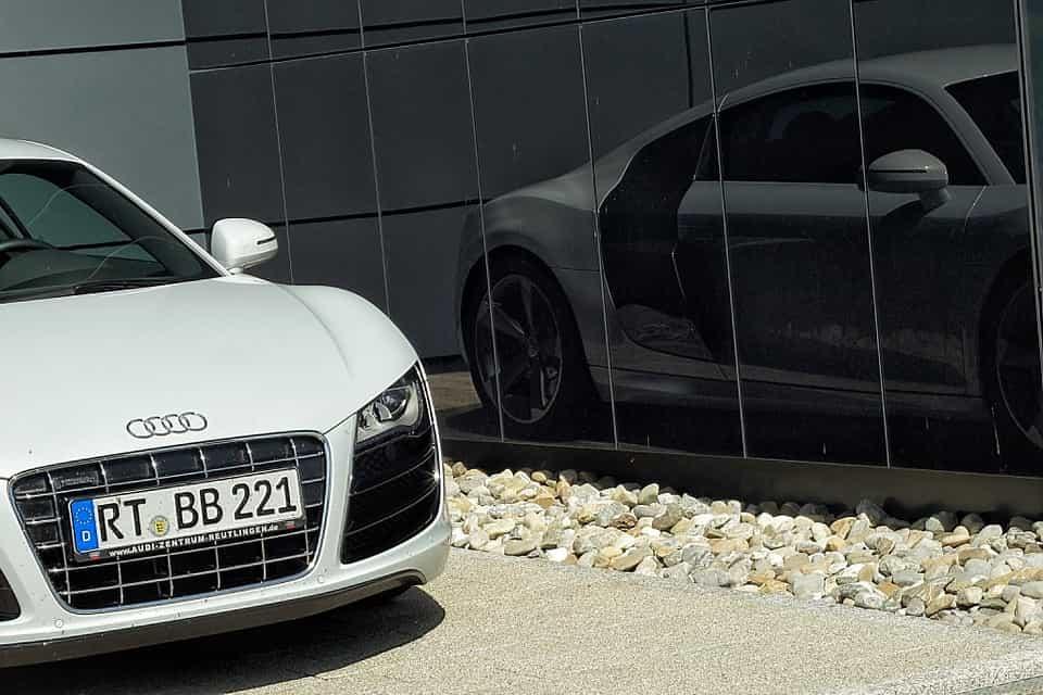 L'Union des Journalistes Belges de l'Automobile décerne le prix de l'innovation à Audi
