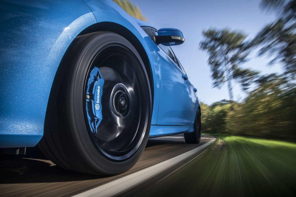 Sortie des chaînes de production de la première Ford Focus RS 6