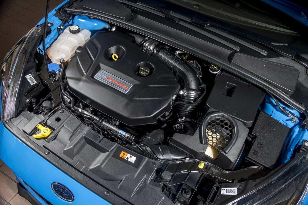 Sortie des chaînes de production de la première Ford Focus RS 7