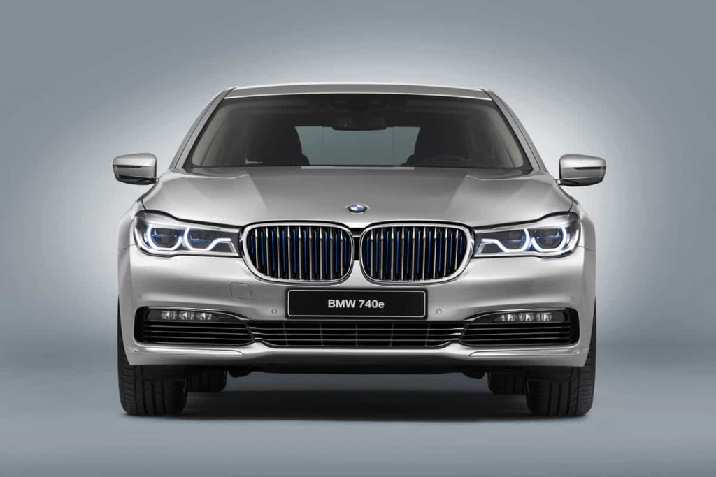 740e iPerformance : une BMW hybride pour le Salon de Genève 4