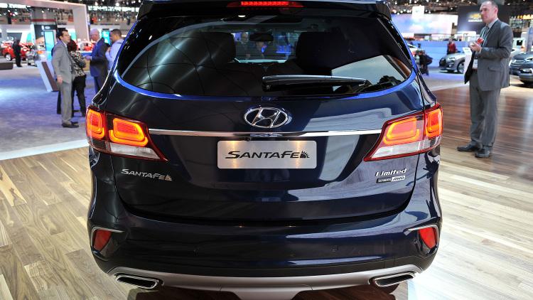 A quand la commercialisation du Hyundai Santa Fe Sport en dehors des Etats-Unis ? 3