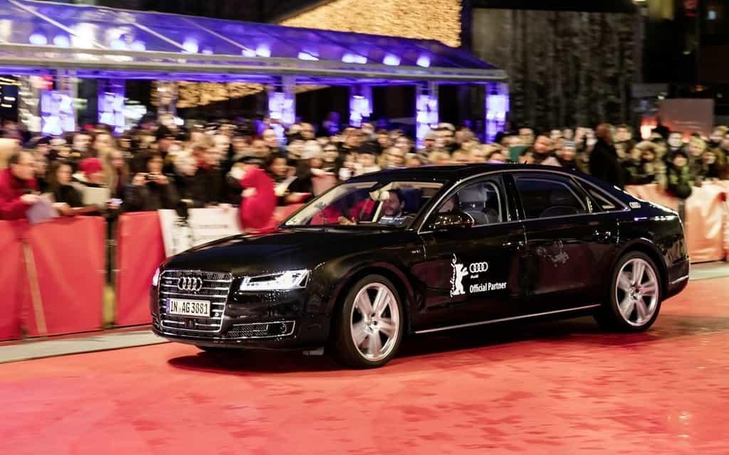 Audi rend la luxueuse limousine A8 L autonome 3
