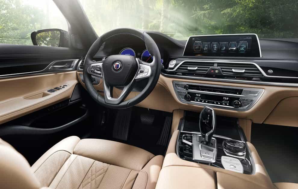 BMW Alpina B7 biturbo