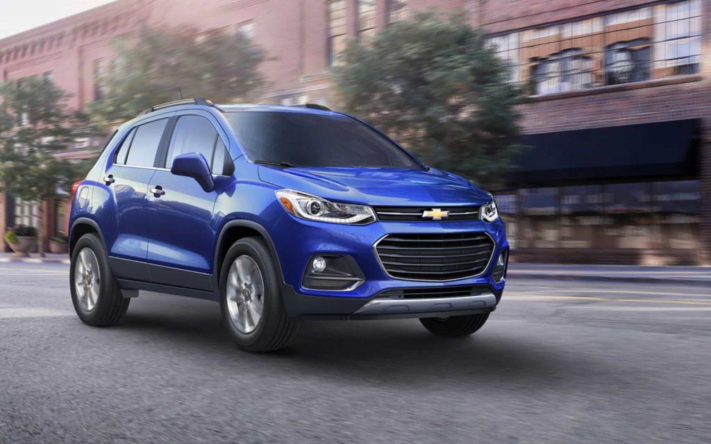 Cure de jouvence pour le nouveau Chevrolet Trax 4