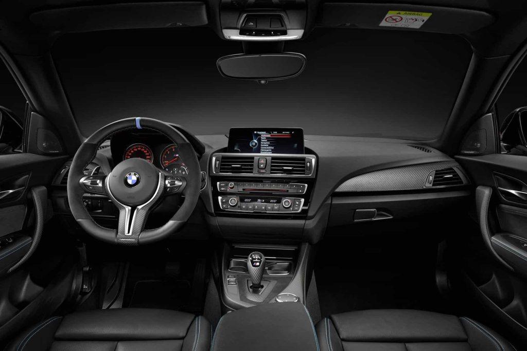 Des éléments en fibre de carbone pour la BMW M2 grâce au pack M Performance 2