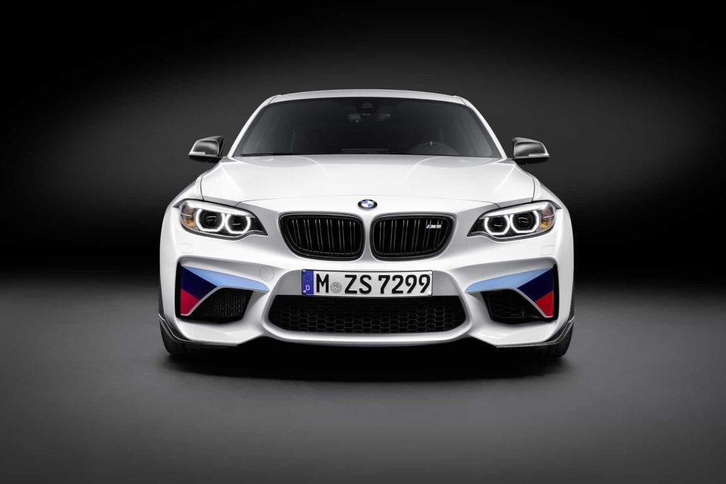 Des éléments en fibre de carbone pour la BMW M2 grâce au pack M Performance 7