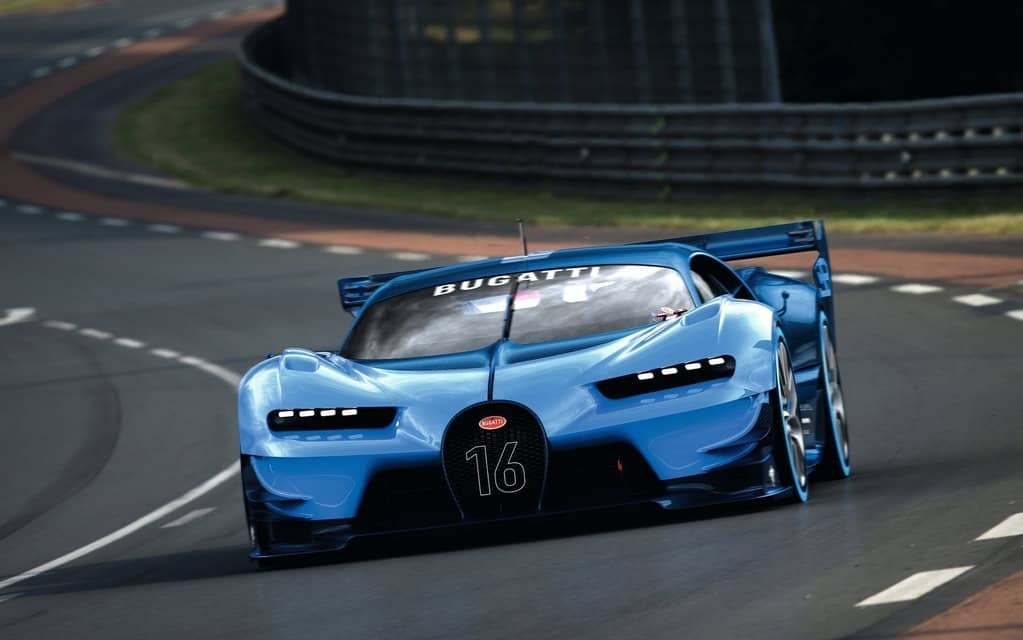 Est-ce que la Bugatti Chiron va aussi révolutionner les supercars ? 2