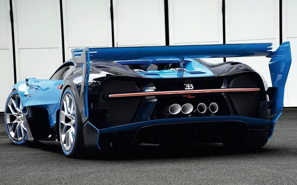 Est-ce que la Bugatti Chiron va aussi révolutionner les supercars ? 3