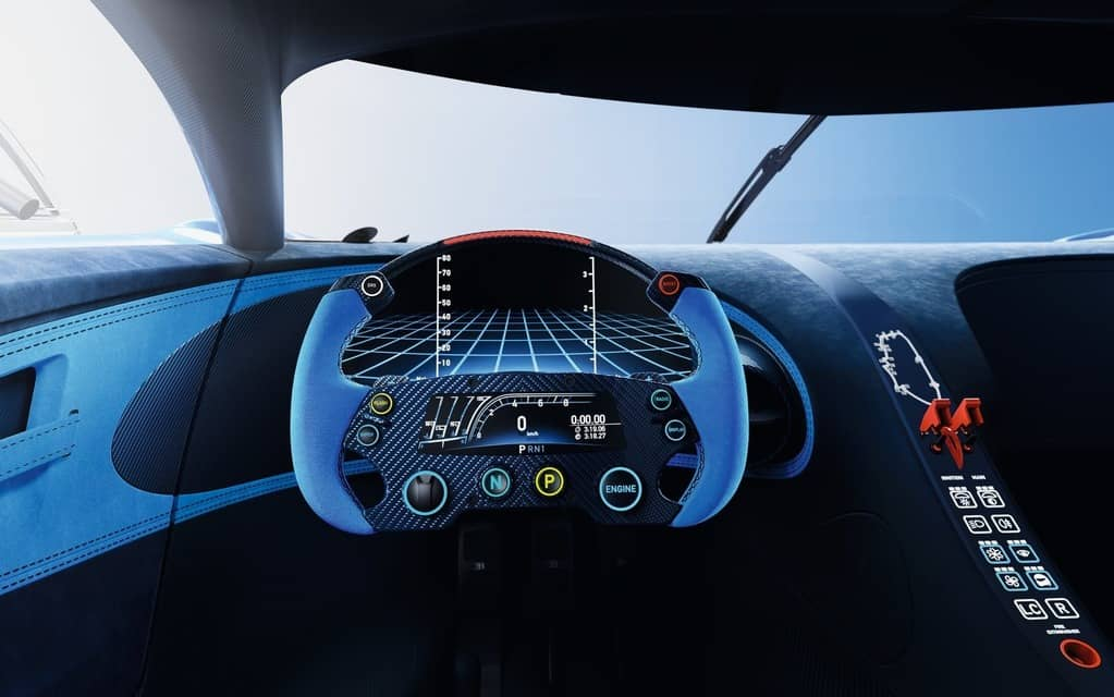 Est-ce que la Bugatti Chiron va aussi révolutionner les supercars ? 4