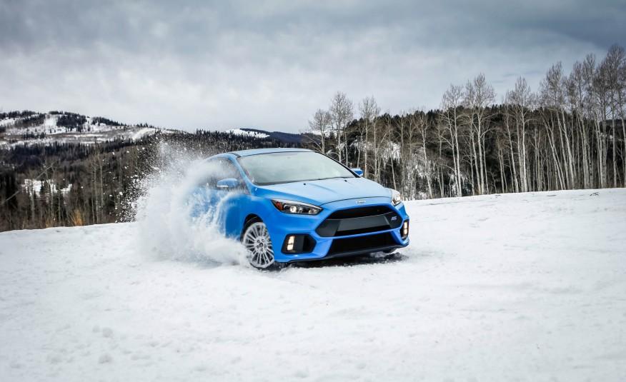 Ford souhaite que les acheteurs de la ford focus rs 2016 l for Garage ford la chapelle sur erdre
