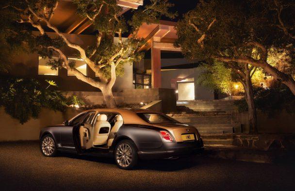 Bentley dévoilera sa gamme Mulsanne au Salon de Genève