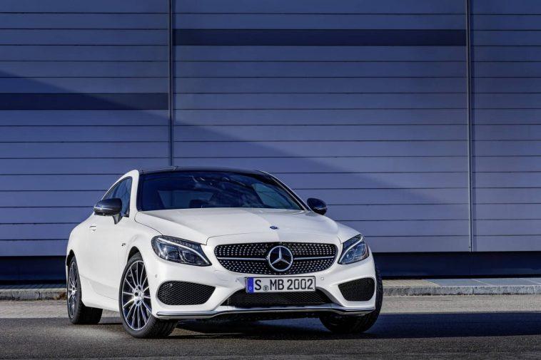 Les débuts officiels de la Mercedes-AMG C43 Coupe pour le Salon de Genève