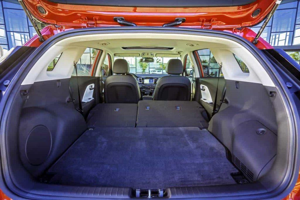 Kia lève le voile sur son premier crossover hybride : le Niro 4