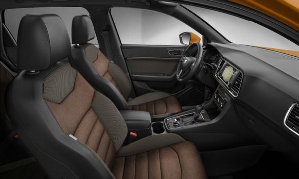 L'esprit de la Leon se retrouve dans le nouveau SUV compact Ateca de Seat 2