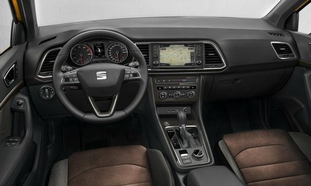 L'esprit de la Leon se retrouve dans le nouveau SUV compact Ateca de Seat 4