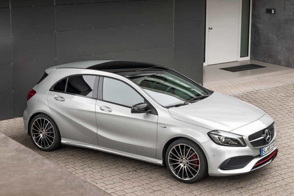 La Classe A, l'arme secrète de Mercedes