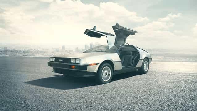 La mythique DeLorean DMC-12 de « Retour vers le futur » va renaitre 2