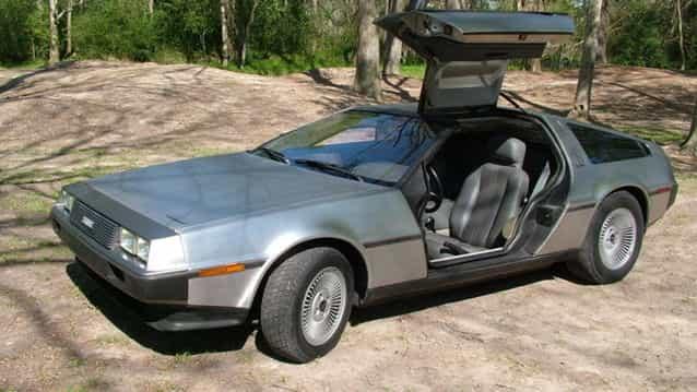 La mythique DeLorean DMC-12 de « Retour vers le futur » va renaitre 4