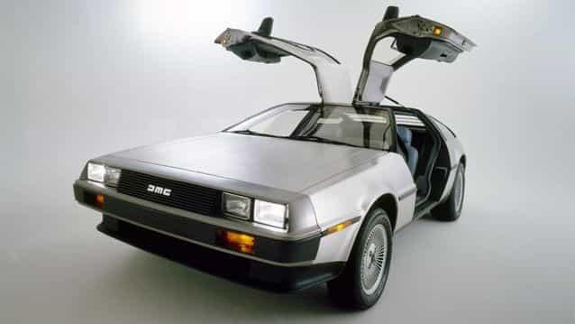 La mythique DeLorean DMC-12 de « Retour vers le futur » va renaitre 5