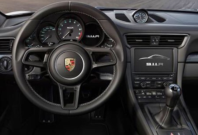 La Porsche 911 R se dévoile avant l'heure sur le web 4