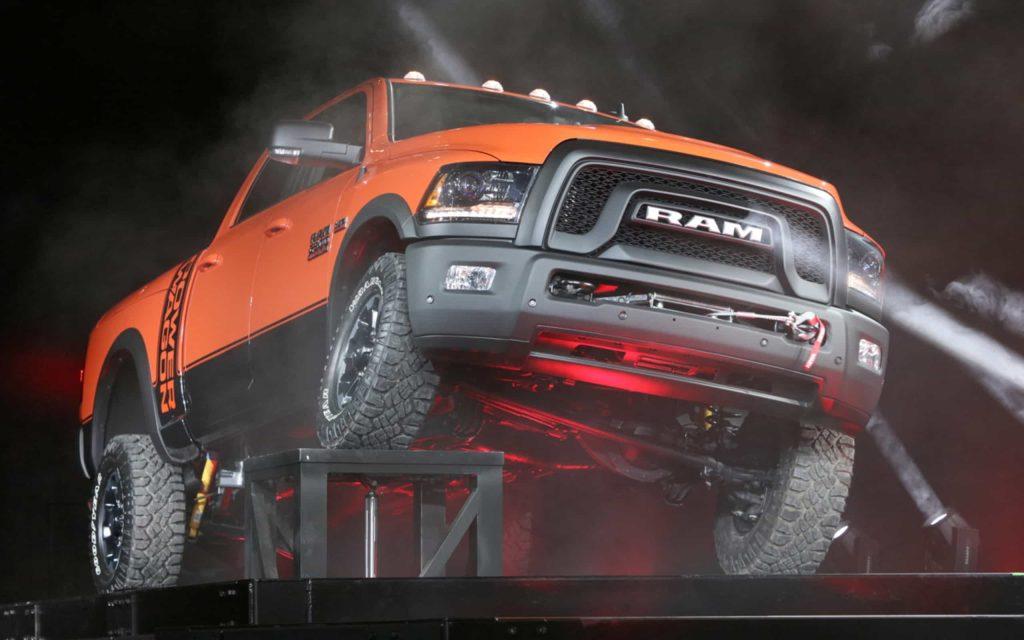 Le Power Wagon 2017 complète la gamme de camionnettes tout-terrain Ram : le véhicule ultime ? 7