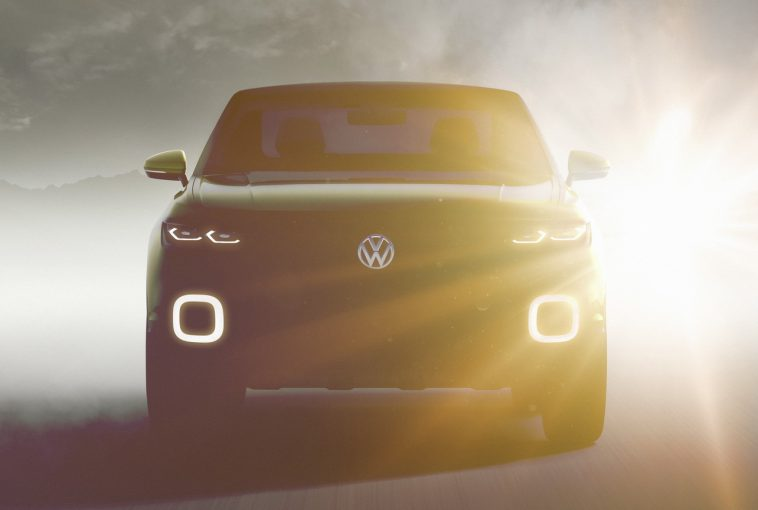 Le précurseur du futur SUV urbain de Volkswagen se dévoile en photos