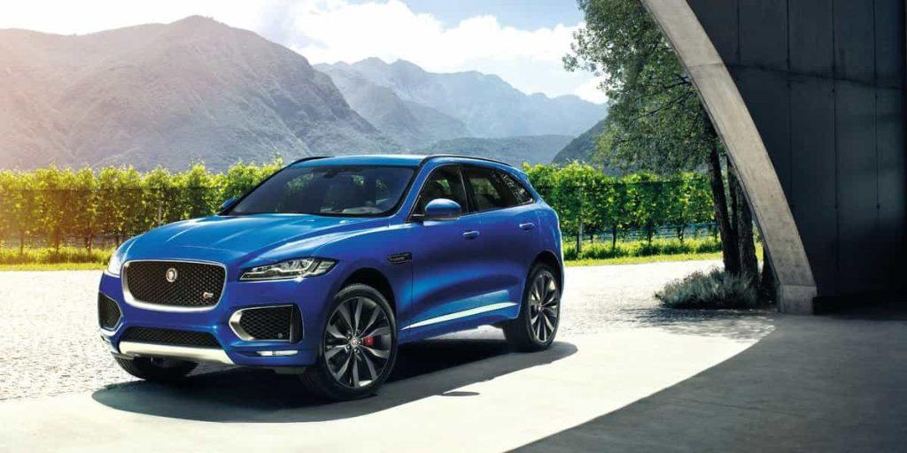 Le SUV F-PACE de Jaguar s'affiche au Canada 2