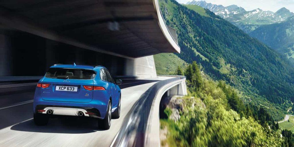 Le SUV F-PACE de Jaguar s'affiche au Canada 3