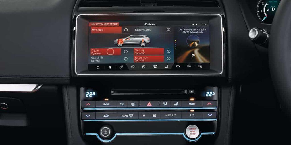 Le SUV F-PACE de Jaguar s'affiche au Canada 5