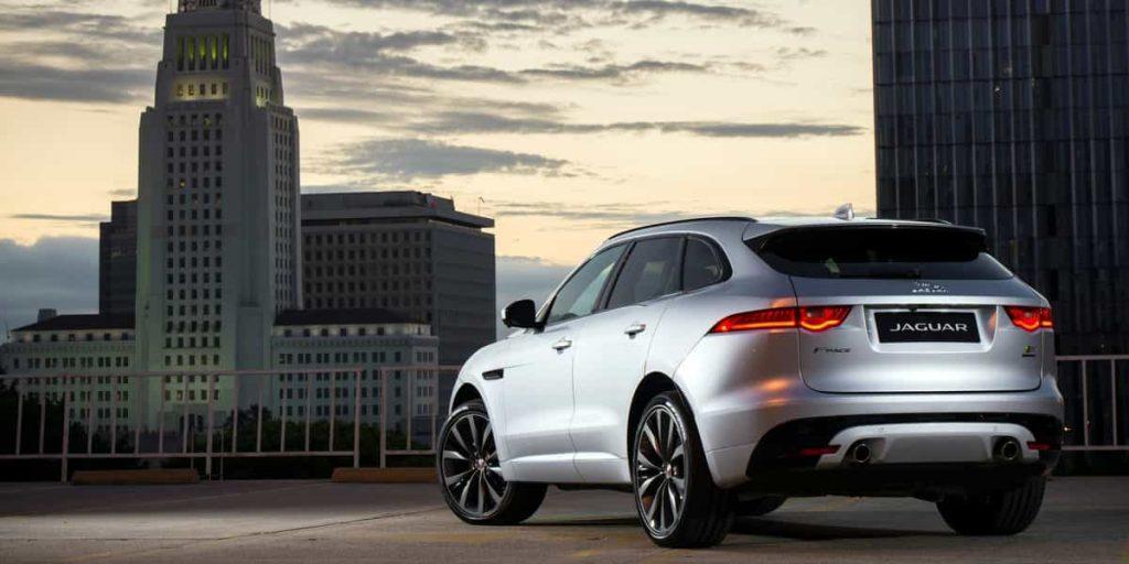 Le SUV F-PACE de Jaguar s'affiche au Canada 8