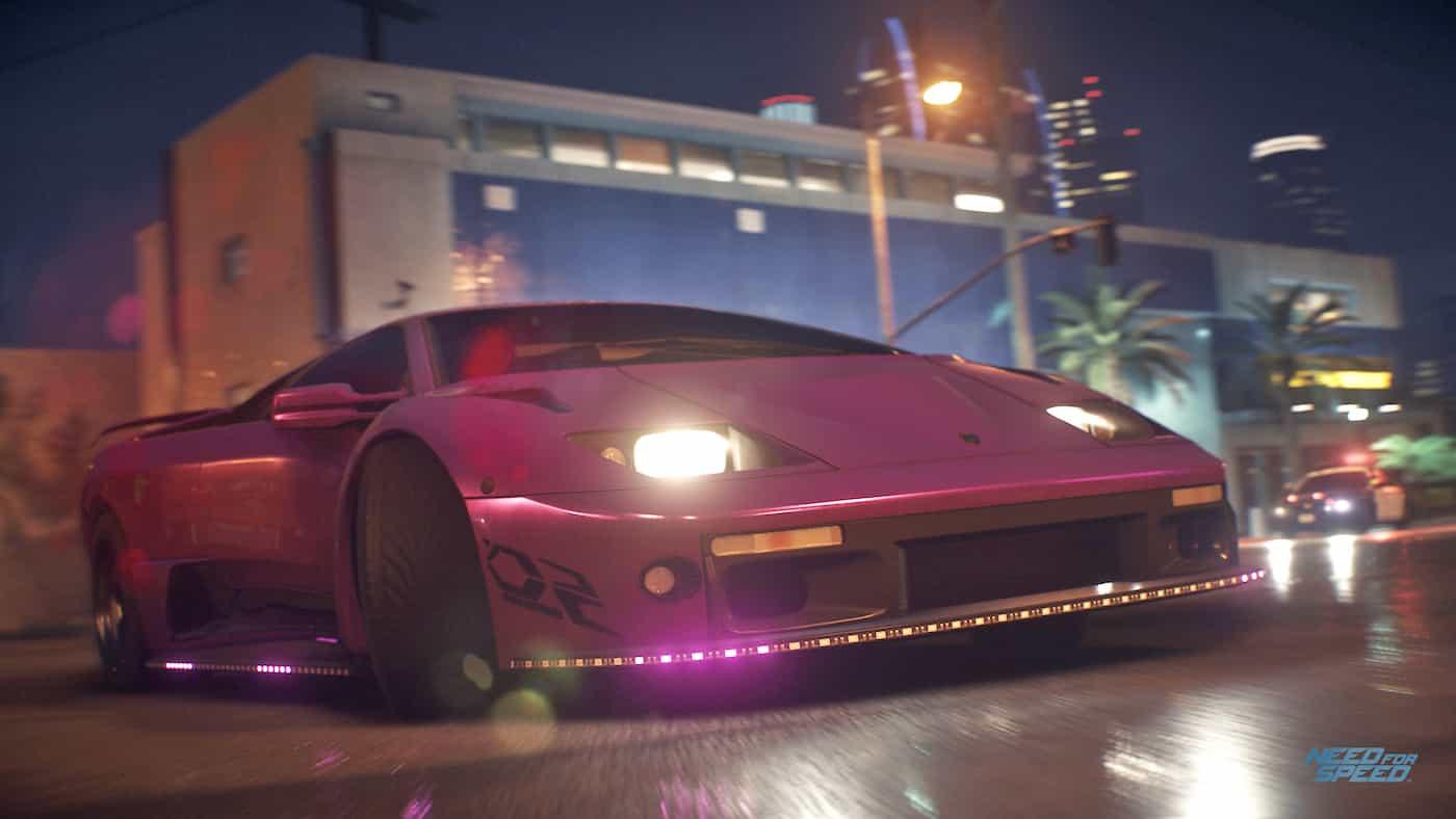 Les joueurs sur PC doivent encore attendre un mois avant de jouer à « Need For Speed »