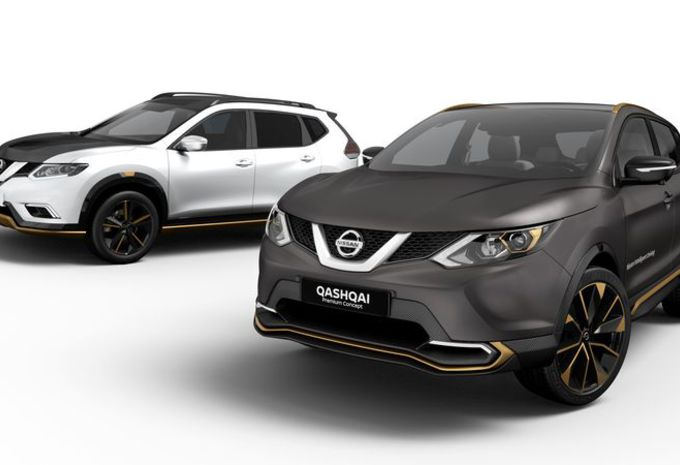 Nissan présentera des SUV premium au Salon de Genève