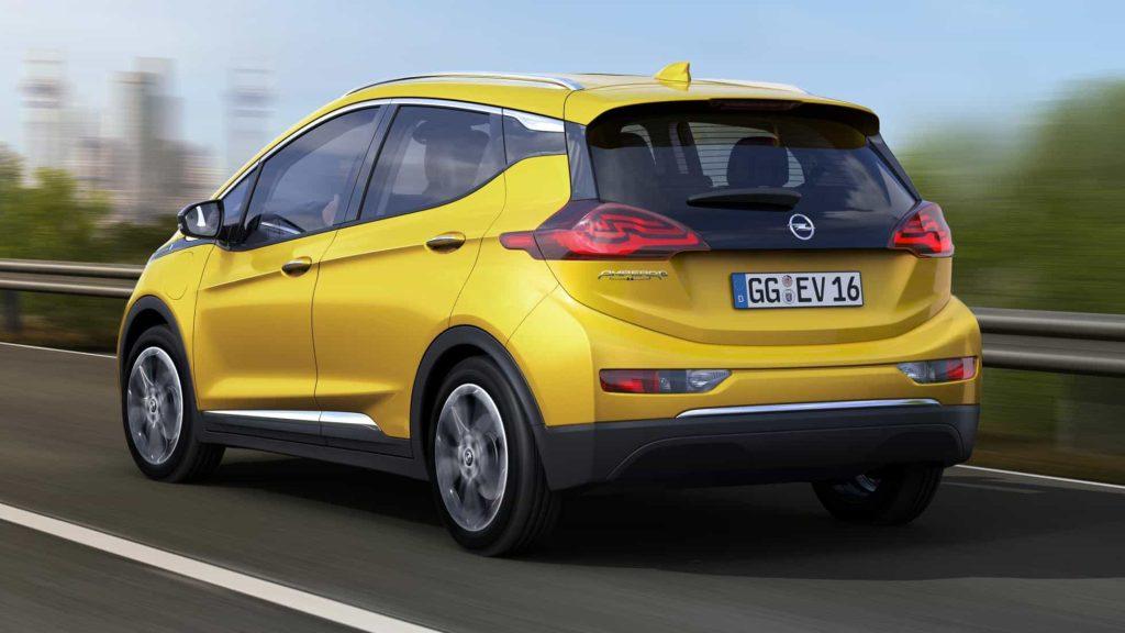 Opel annonce la version européenne de la Bolt : l'Ampera-e