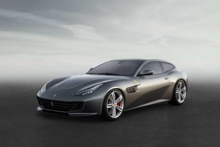 Restylage et changement de nom pour la Ferrari FF