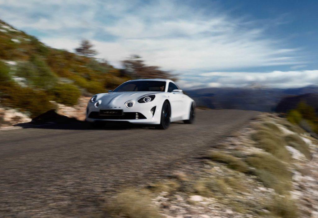 Un pas de plus vers la série avec l'Alpine Vision Concept 9