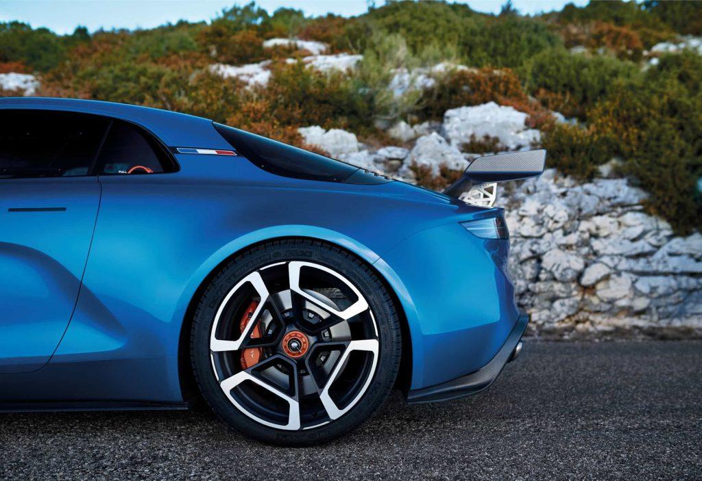 Un pas de plus vers la série avec l'Alpine Vision Concept 12